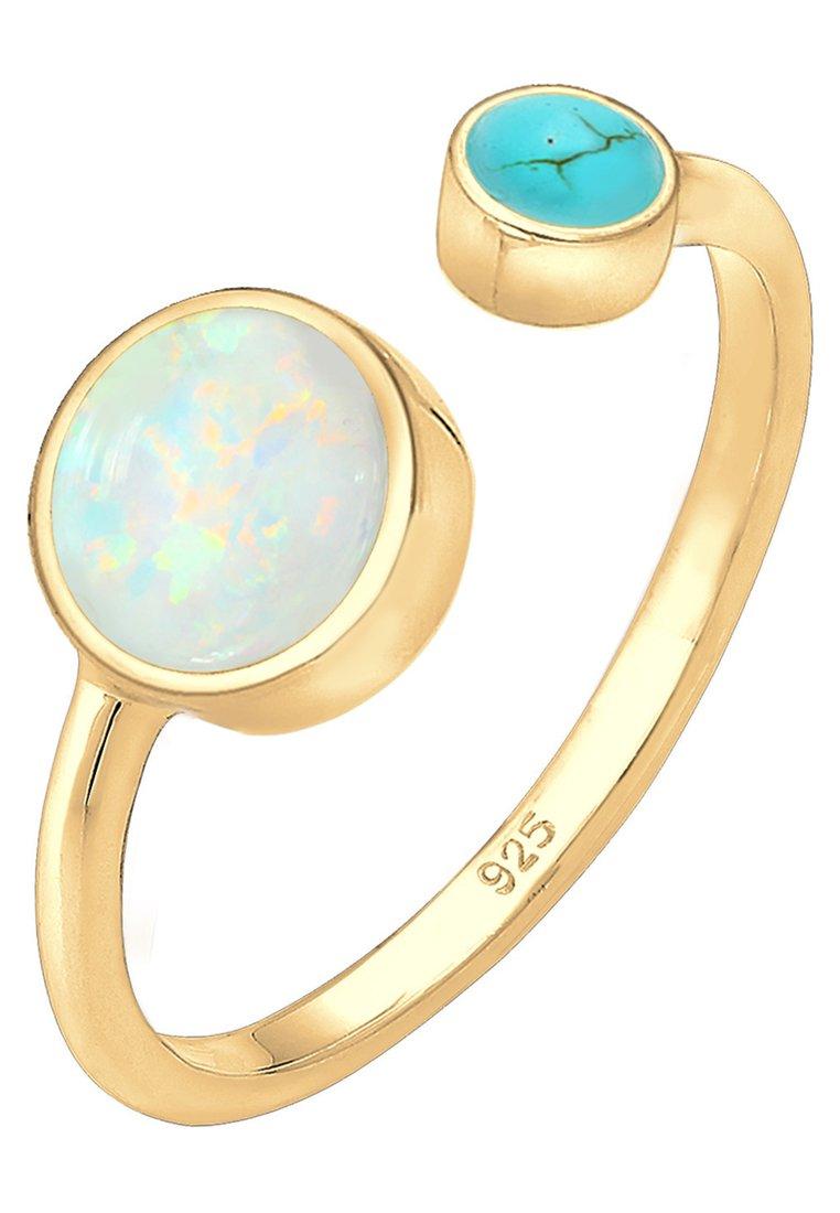 Elli Ringe - Gold-coloured