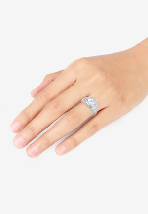 GLOBUS WELT REISEN TREND - Ring - silver-coloured