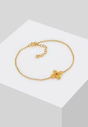 GLAUBE TREND  - Armband - gold-coloured