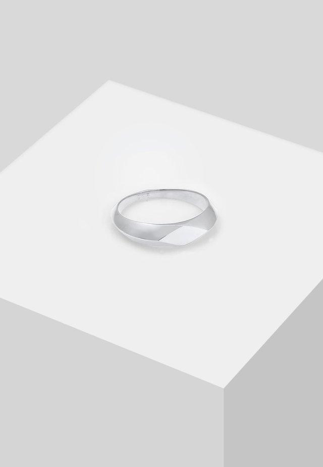 RAUTE  - Sormus - silver-coloured