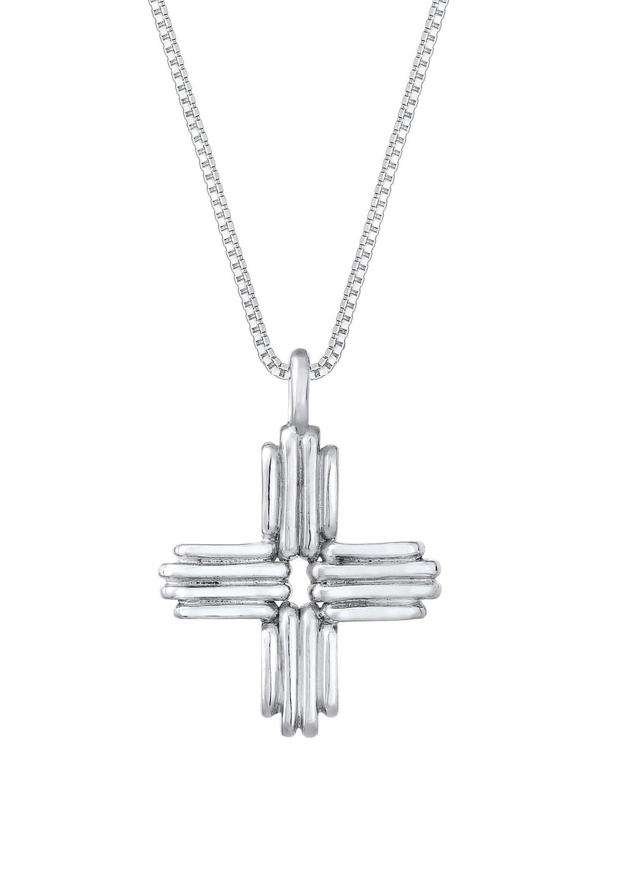 Elli Halsband - silver-coloured