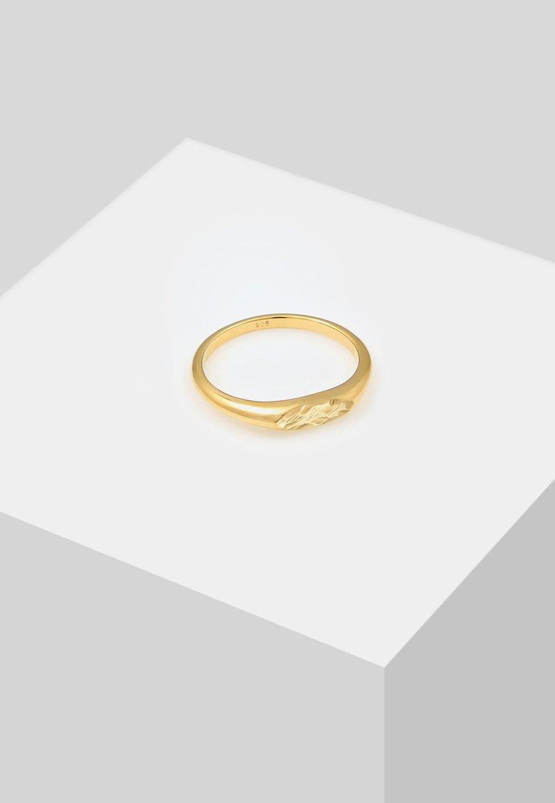 Elli - Ringe - gold-coloured