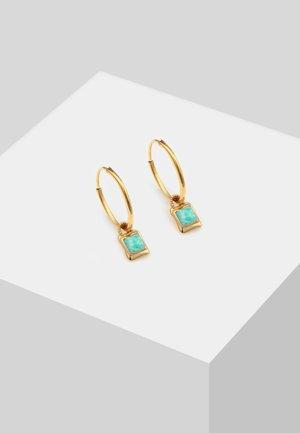 VINTAGE - Earrings - gold-coloured