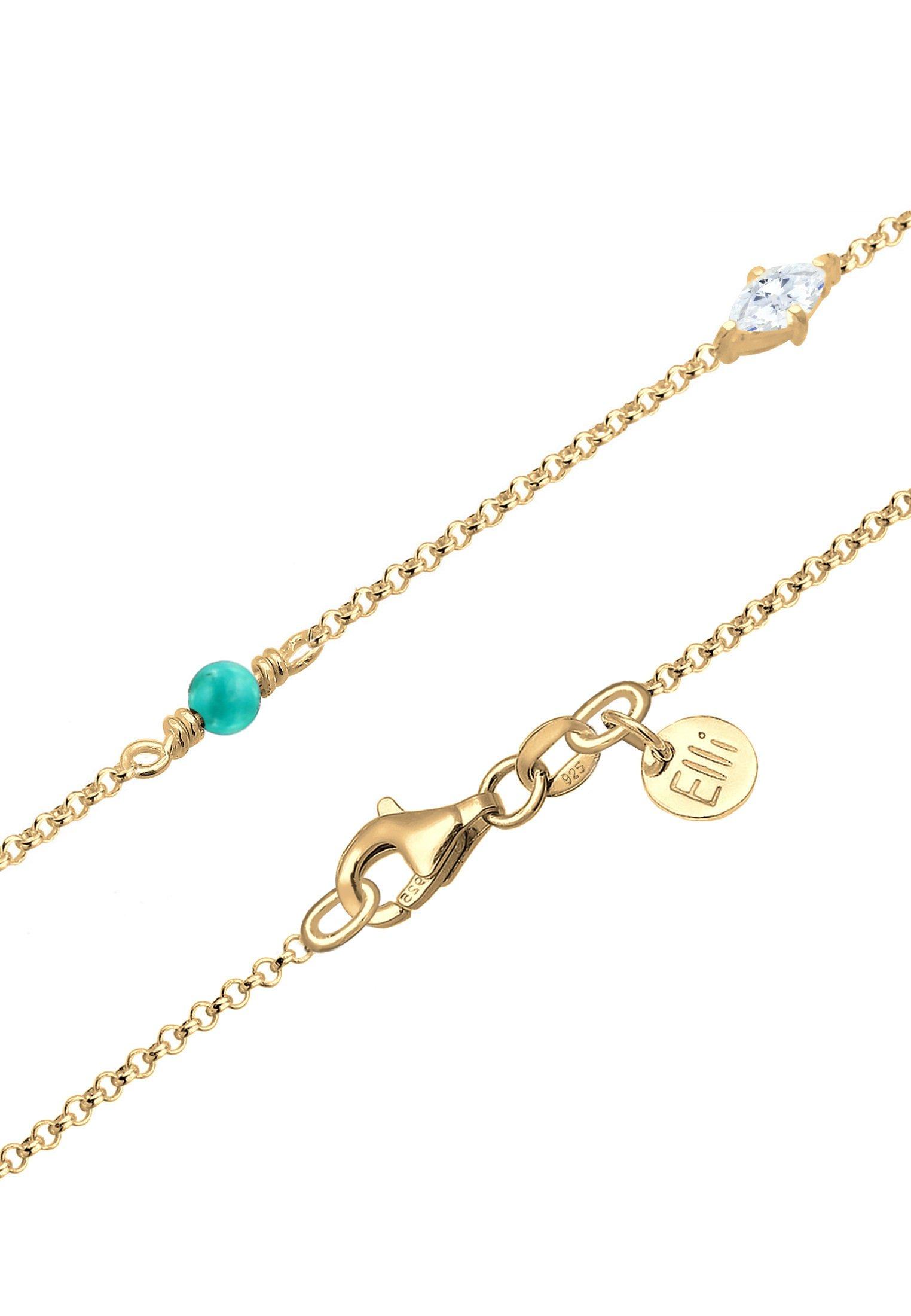 Elli ERBSKETTE - Halsband - gold