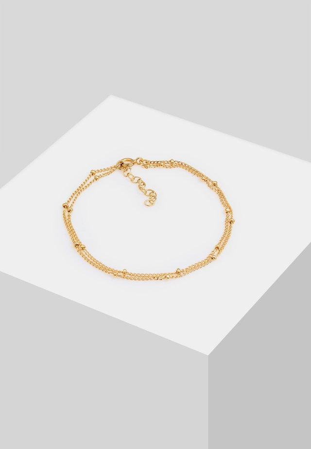 LAYER KUGEL  - Rannekoru - gold-coloured