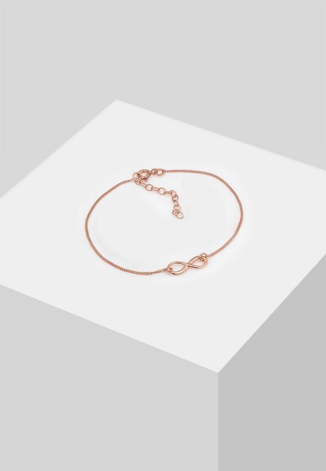 INFINITY  - Bracelet - rose gold-coloured