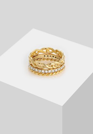 INFINITY - Ring - gold-coloured