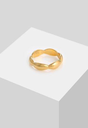 Ringe - gold-coloured