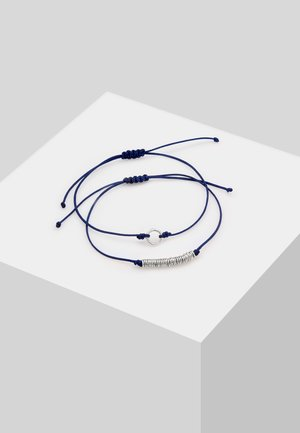 2ER SET  - Armband - silver-coloured