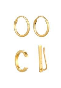 Elli - Earrings - gold-coloured - 5