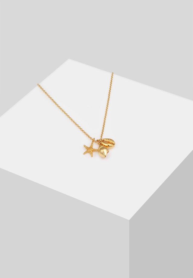 MARITIM  - Halskette - gold-colored