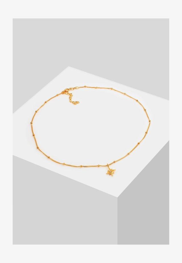 CHOKER ASTRO - Halsband - gold