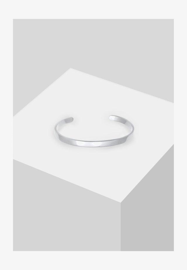 OFFEN VERSTELLBAR - Armband - silber