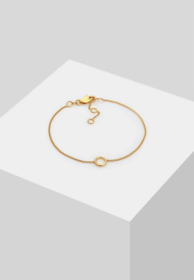 KREIS GEO  - Armband - gold