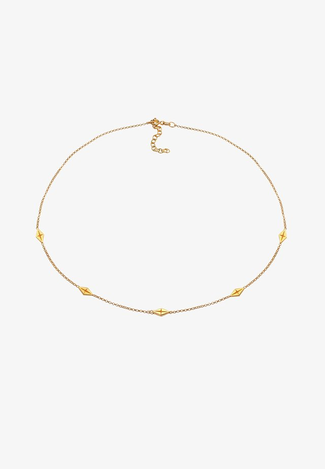 CHOKER  - Necklace - gold