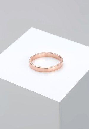 KLASSISCHER - Ringe - roségoldfarben