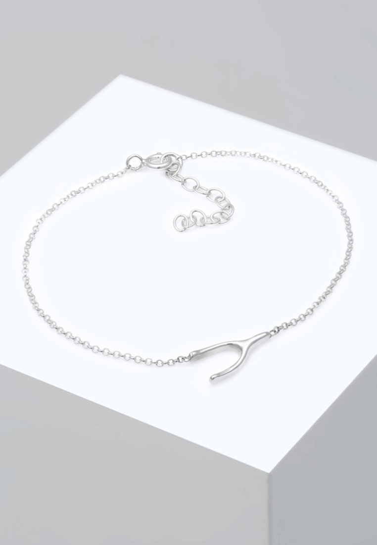 Elli Basic Elli Silver TrendBracelet Elli Basic TrendBracelet coloured Silver coloured Nwm80vn