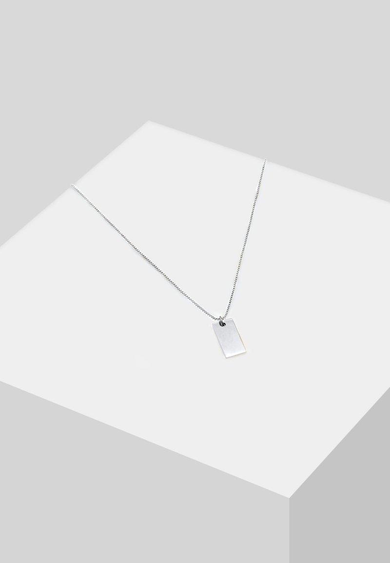 Elli - Halskæder - silver-coloured