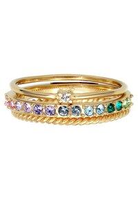 Elli - SET - Ringe - gold - 3