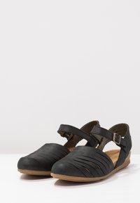 El Naturalista - STELLA - Sandals - black - 3