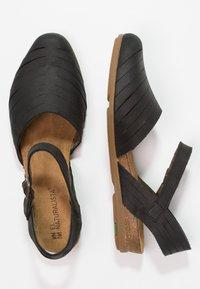 El Naturalista - STELLA - Sandals - black - 2