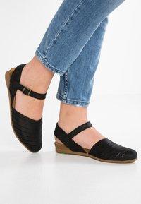 El Naturalista - STELLA - Sandals - black - 0