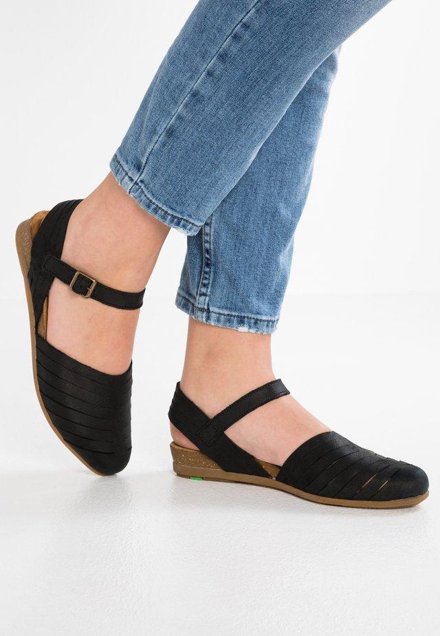 STELLA - Sandals - black