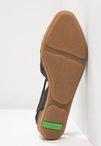 El Naturalista - STELLA - Sandals - black - 5