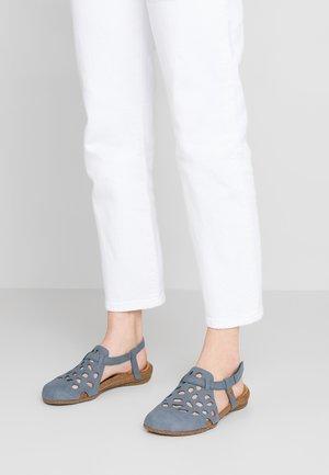 WAKATAUA - Sandals - vaquero
