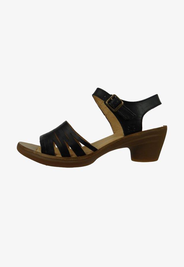 N5352 AQUA - Sandals - black