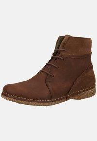 El Naturalista - Lace-up ankle boots - brown - 2