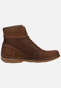 El Naturalista - Lace-up ankle boots - brown - 6