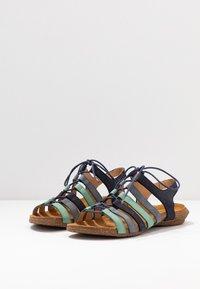 El Naturalista - WAKATAUA - Sandals - ocean mixed - 4