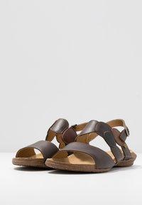 El Naturalista - WAKATAUA VEGAN - Sandals - brown - 4