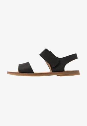 TULIP - Sandals - black