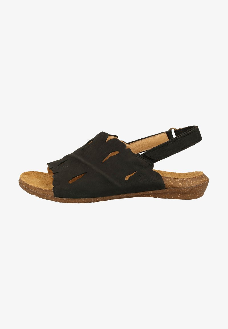 El Naturalista - Sandals - black