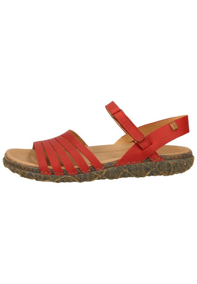 EL NATURALISTA SANDALEN - Sandals - tibet