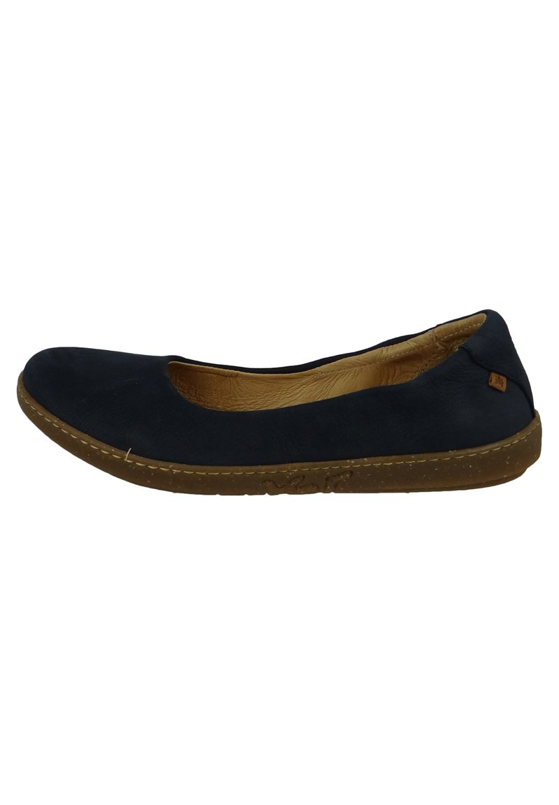 El Naturalista - Foldable ballet pumps - ocean