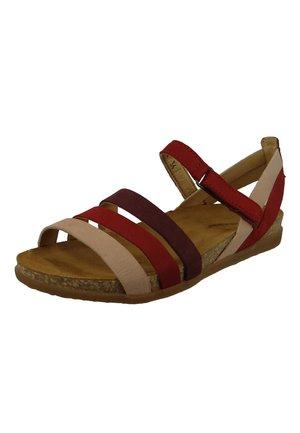 N5244 ZUMAIA  - Ankle cuff sandals - tibet mixed