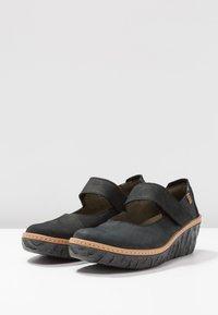 El Naturalista - MYTH YGGDRASIL - Platform heels - black - 4