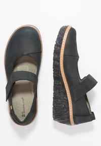 El Naturalista - MYTH YGGDRASIL - Platform heels - black - 3