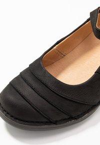 El Naturalista - AQUA - Classic heels - pleasant black/black - 2