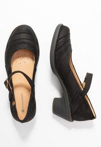 El Naturalista - AQUA - Classic heels - pleasant black/black - 3