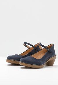El Naturalista - AQUA - Classic heels - ocean - 4