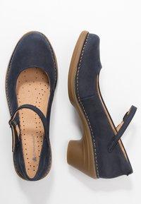 El Naturalista - AQUA - Classic heels - ocean - 3