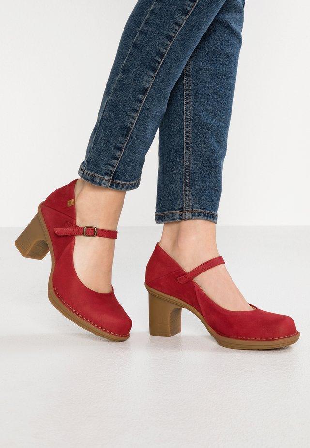DOVELA - Platform heels - tibet