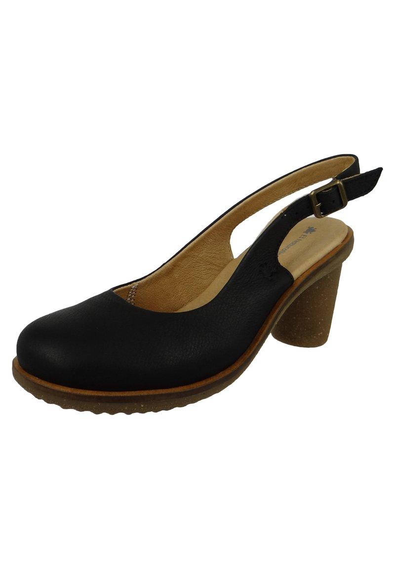 El Naturalista - Classic heels - black