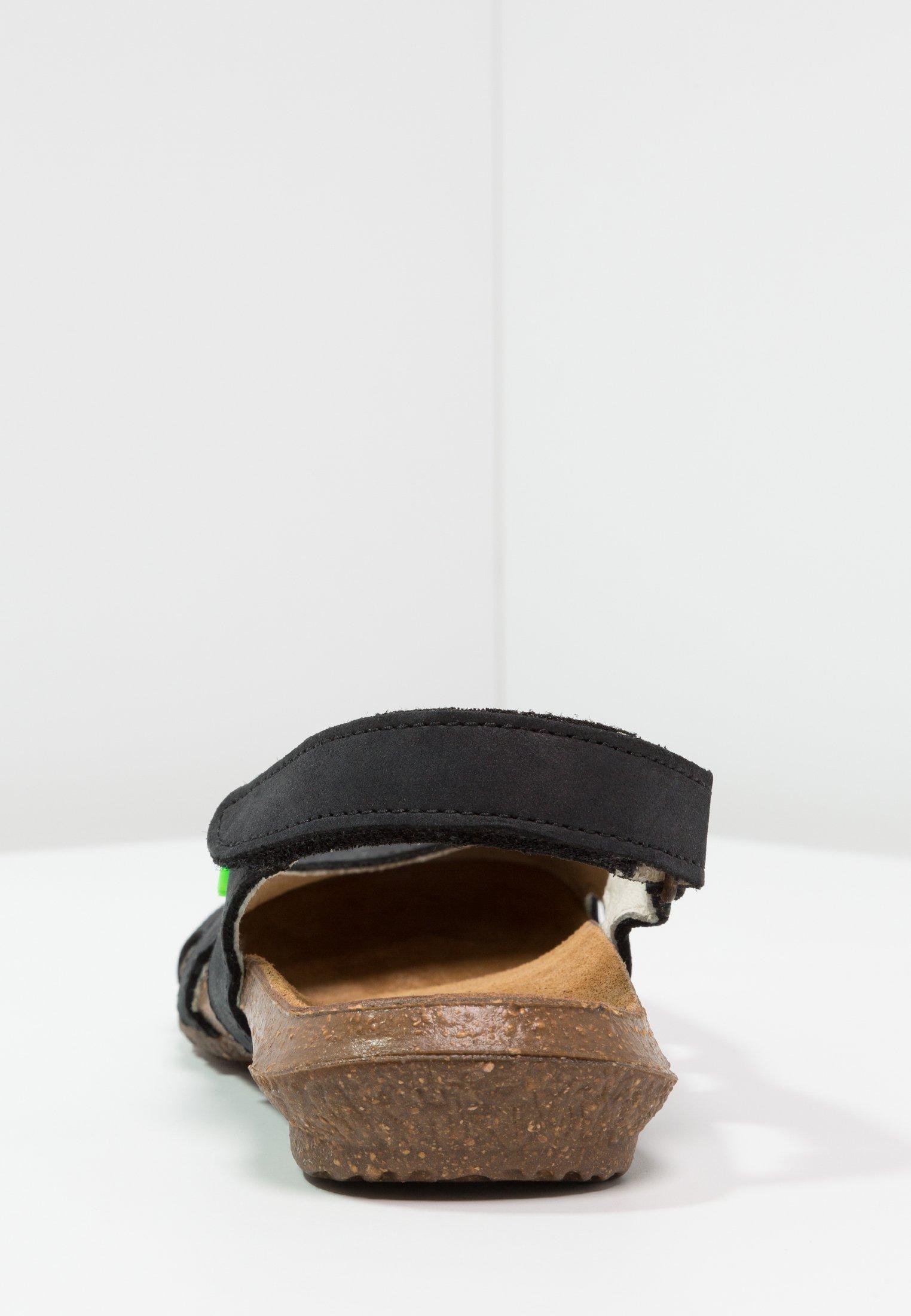 El Naturalista Wakataua - Slingback Ballet Pumps Black