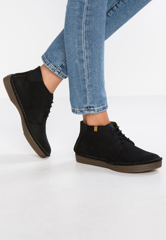 RICE FIELD - Ankle boots - black