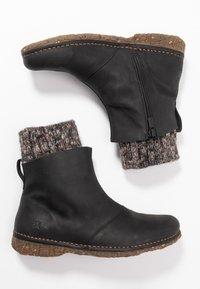 El Naturalista - ANGKOR - Classic ankle boots - pleasant black - 3